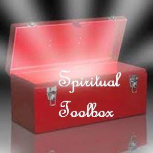 spiritual toolbox w text